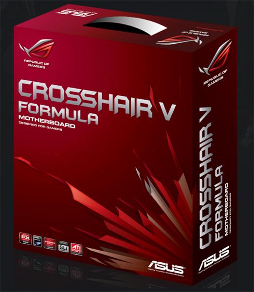 ASUS Republic Of Gamers Crosshair V Formula