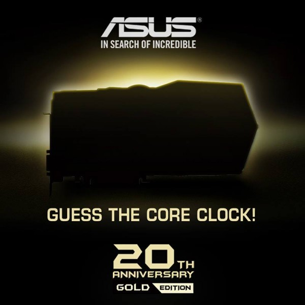 ASUS ROG Matrix Gold Edition GTX 980