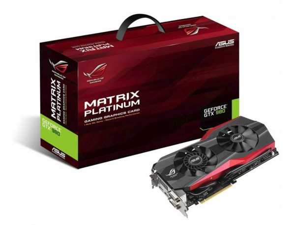 ASUS GTX 980 ROG MATRIX