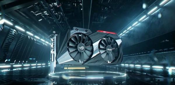ASUS, GeForce GTX 1080 Ti ROG Poseidon