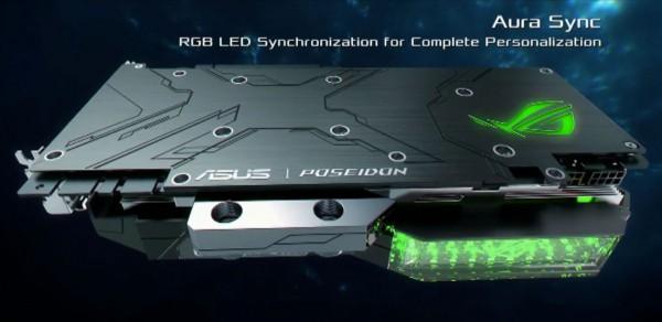 ASUS GeForce GTX 1080 Ti ROG Poseidon