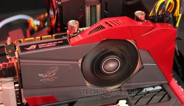 ASUS GeForce GTX 770 ROG Poseidon