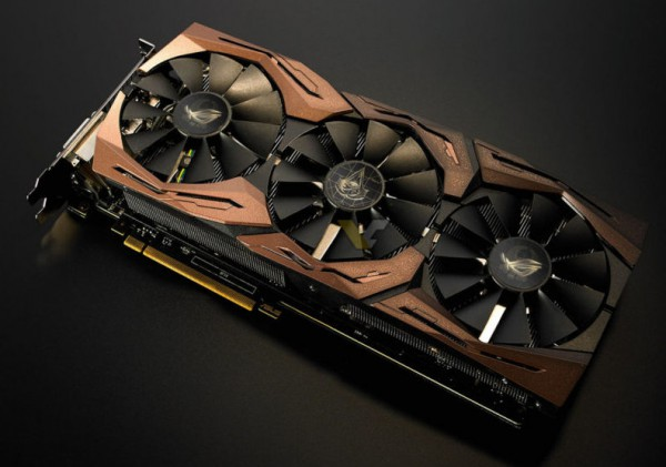ASUS GeForce 1080 Ti ROG STRIX Assassin's Creed Origins Edition (AC-ORIGINS-ROG-STRIX-GTX1080TI)