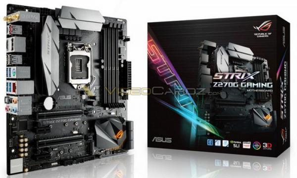 StriX Z270G-Gaming