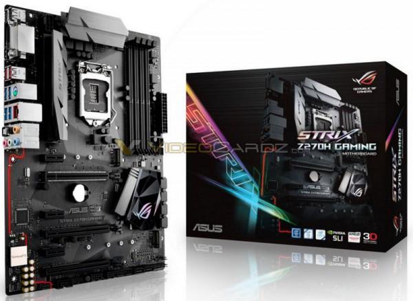 StriX Z270H-Gaming