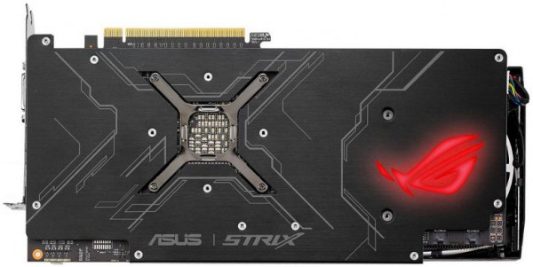 ASUS ROG Radeon RX Vega 56 Strix Gaming OC