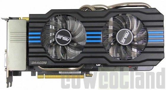 ASUS GeForce GTX 660 Dragon Edition (GTX660Ti-DP-2GD5)