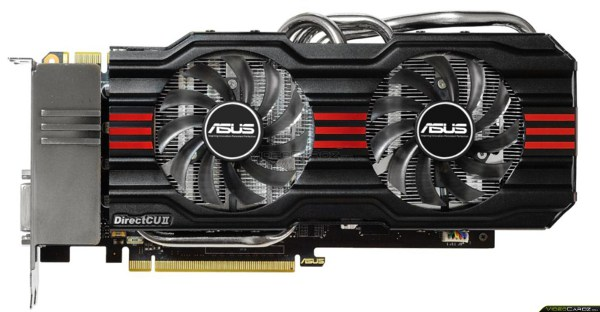 ASUS GeForce GTX 670 DirectCU II 4GB