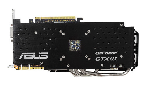 ASUS GeForce GTX 680 4 ГБ