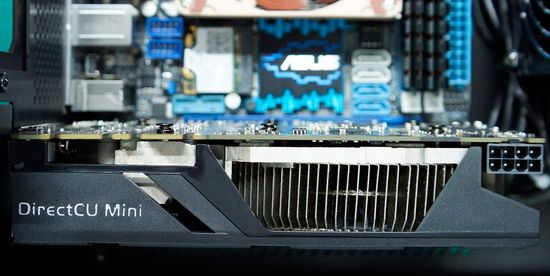 ASUS GeForce GTX 670 Direct CU Mini