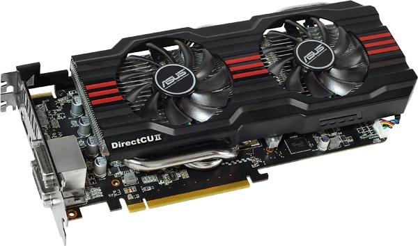 ASUS Radeon HD 7870 DirectCu II V2 (HD7870-DC2-2GD5-V2)