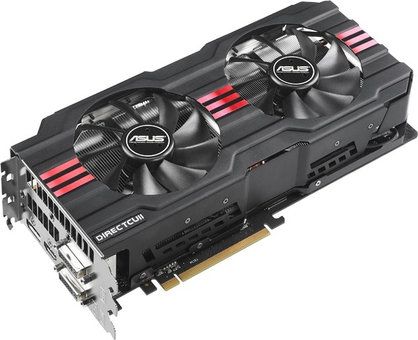 ASUS Radeon HD 7950 DirectCu II V2 TOP (HD7950-DC2T-3GD5-V2)