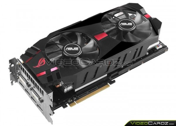 ASUS Matrix HD 7970 Platinum