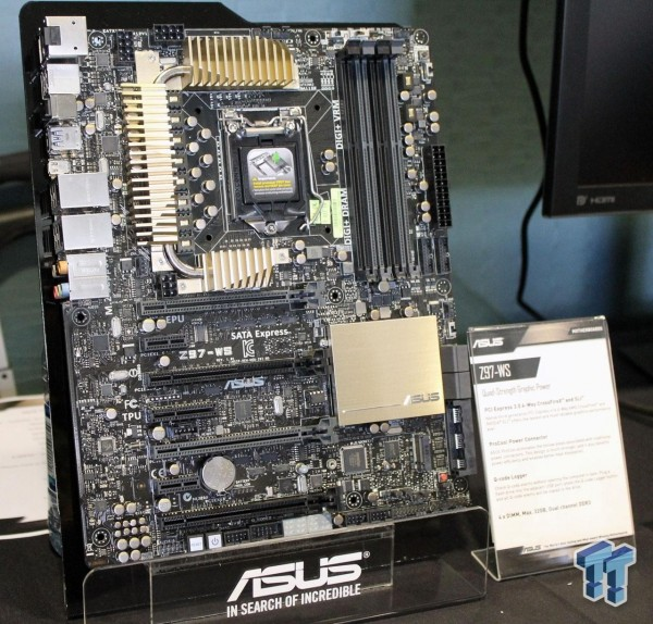 ASUS Z97-WS