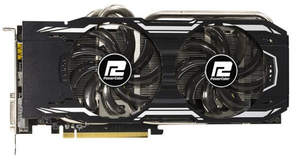 PowerColor PCS+ R9 380X Myst (AXR9 380X 4GBD5-PPDHE)