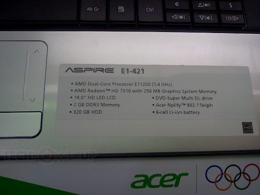 Acer Aspire E1-421