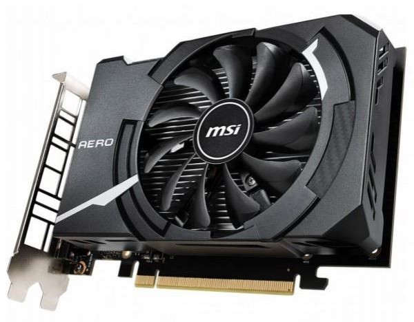 MSI GeForce GTX 1650 Aero 4G OCV1