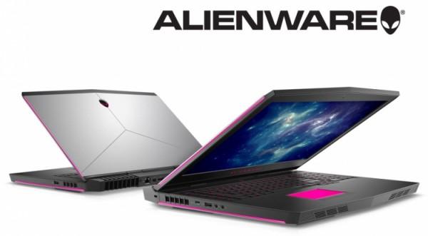 Alienware 17, Alienware 15