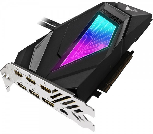 Gigabyte Aorus GeForce RTX 2080 SUPER Xtreme WaterForce