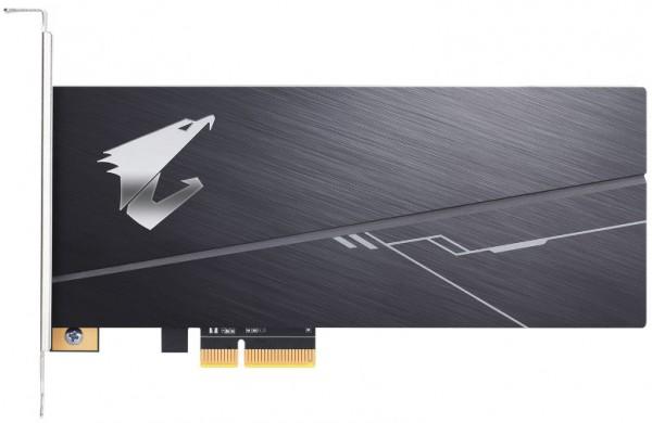 Gigabyte Aorus RGB AIC NVMe SSD