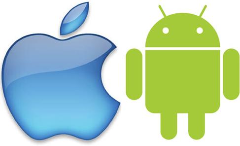 Google Android и Apple iOS