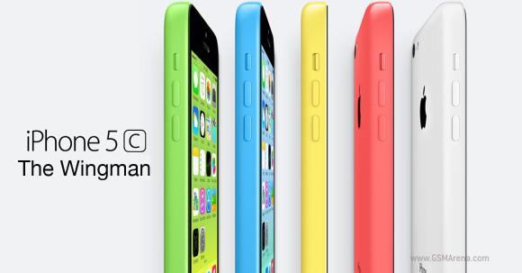 Apple iPhone 5С