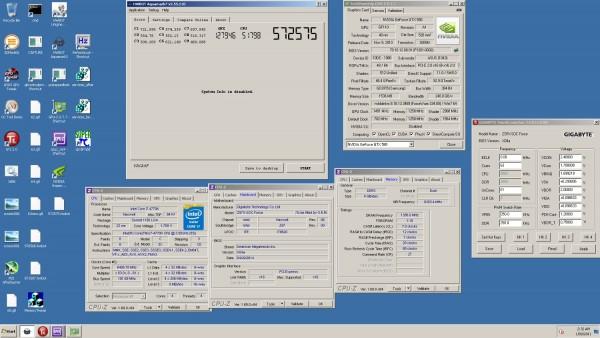 AquaMark (1х GPU)