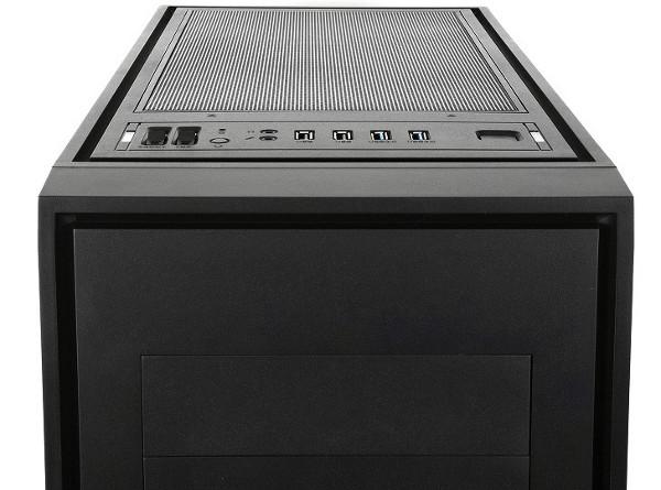 SilentiumPC, Aquarius X70W Pure Black