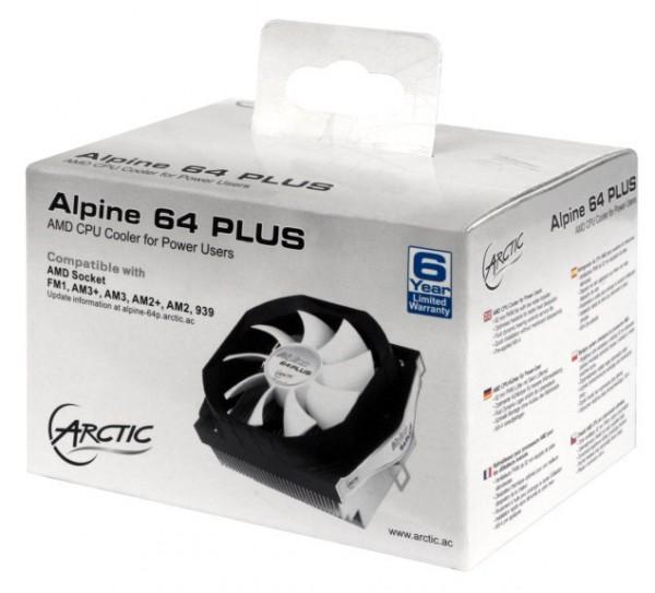 Arctic Alpine 64 PLUS