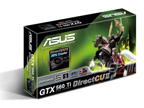 ASUS ENGTX560 TI 448 DCII2DIS1280MD5