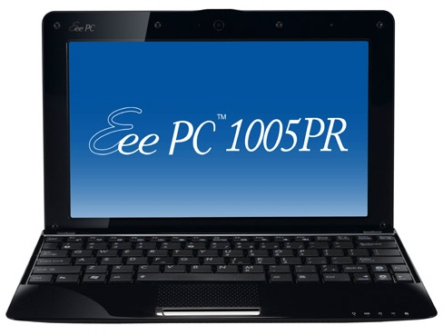 Asus Seashell Eee PC 1005PR