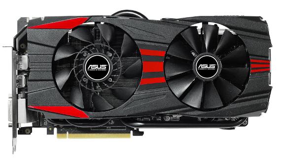 ASUS GeForce GTX 970 DirectCU II OC Black