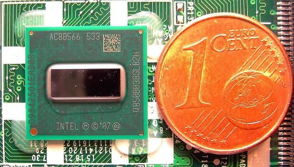 Процессор Intel Atom Z520