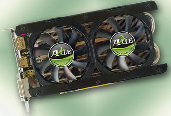 Axle GeForce GTX 660 Ti
