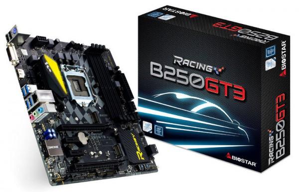 Biostar Racing B250GT3