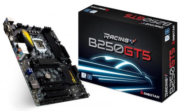 Biostar Racing B250GT5