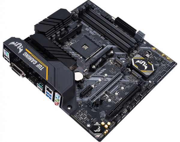 ASUS TUF B450M-Pro Gaming