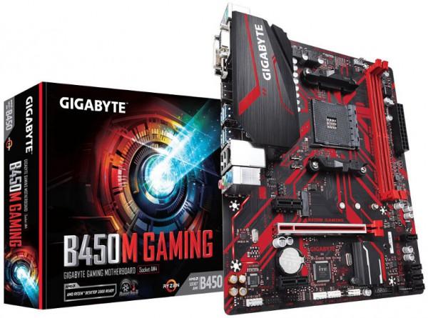 Gigabyte B450M Gaming