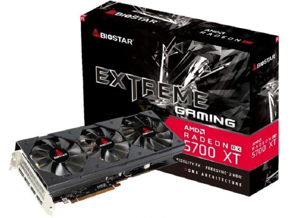 Biostar Radeon RX 5700 XT 8GB (VA57T6XM82)