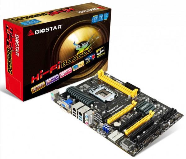 Biostar Hi-Fi B85S2G