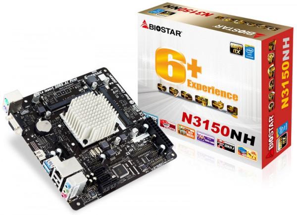 Biostar N3150NH