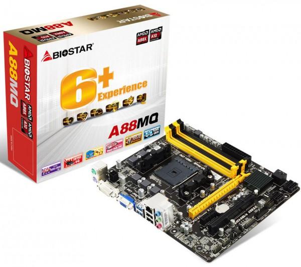 Biostar A88MQ