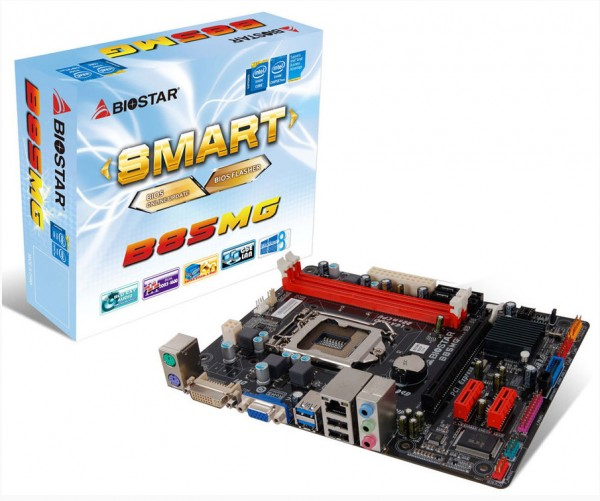 Biostar B85MG