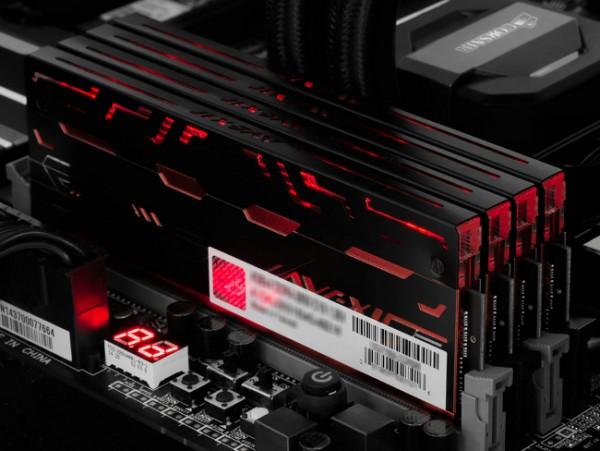 Avexir Blitz1.1 DDR4