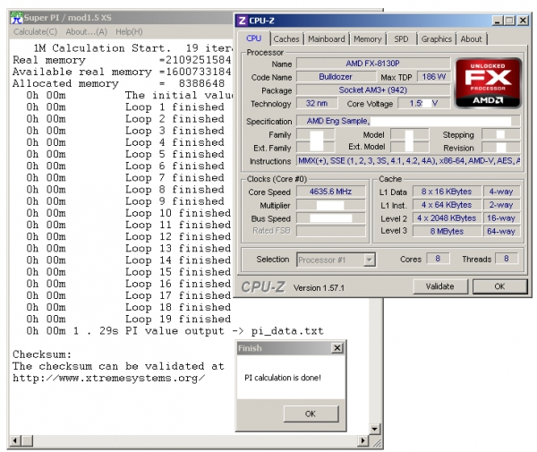 AMD Zambezi Bulldozer