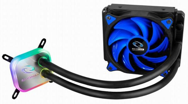 Raidmax Cobra 120 RGB и Cobra 240 RGB