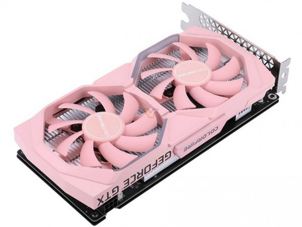 Colorfire GeForce GTX 1650 4GB Vitality OC и GTX 1650 SUPER 4GB Vitality OC