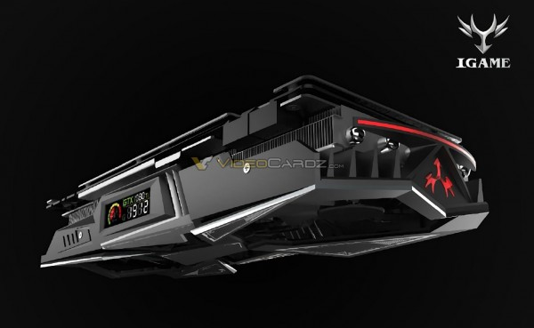 Colorful iGame GeForce GTX 1080 Ti