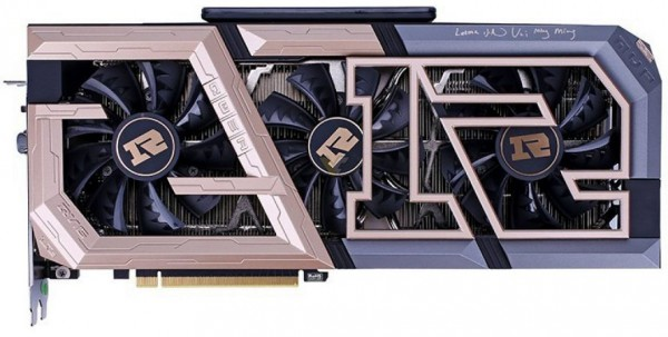 Colorful GeForce RTX 2080 Ti iGame RNG и RTX 2080 iGame RNG
