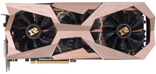 Colorful GeForce GTX 1080 Ti 11GB iGame RNG Edition